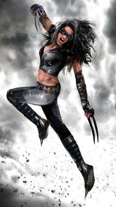 X-23 by John Gallagher