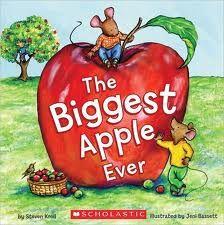 Apple Unit-- The Biggest Apple Ever by Steven Kroll