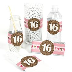 29 Best Sweet 16 Birthday Party Ideas Images On Pinterest