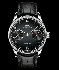IWC Portugieser 7 Day Automatic Stainless steel