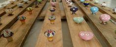 Vendita online e diretta di pomelli in ceramica decorati a mano  http://easy-online.it/it/categoria-prodotto/pomelli/