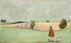 Sam Toft -- Looking for the elusive Skylark.....Still !