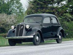 older Volvo vehicles | 1937 Volvo PV 52 Images. Photo: volvo_pv_52_old_1937_01.jpg