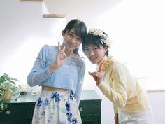 モーニング娘。'15 - 牧野真莉愛 Makino Maria、工藤遥 Kudo Haruka