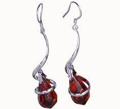 $3.18  Genuine 925 Sterling Silver Earrings Charm Dangle Hook Jewellery