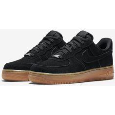 Nike Air Force 1 07 Suede Women's Shoe. Nike.com ($95) ❤