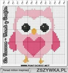 Thrilling Designing Your Own Cross Stitch Embroidery Patterns Ideas. Exhilarating Designing Your Own Cross Stitch Embroidery Patterns Ideas. Cross Stitch Owl, Cross Stitch Animals, Cross Stitching, Cross Stitch Embroidery, Cross Stitch Patterns, Crochet Pixel, Crochet Chart, Intarsia Patterns, Hand Embroidery Patterns