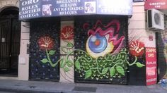 Difusión de Arte Mural en Buenos Aires. Leé la nota completa https://muralesbuenosaires.wordpress.com/2015/12/03/proyecto-persiana-arte-urbano-para-embellecer-buenos-aires/