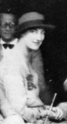 "The Lost Generation in 1920s Paris: Lady Duff Twysden, socialite. ""Sarah & Gerald,"" a novel of Paris in the 1920s, by Christopher Geoffrey McPherson."