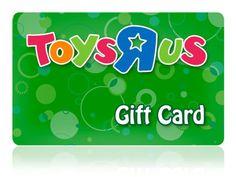 $200 ToysRUs GC Giveaway