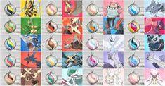 Image result for Pokemon mega stones