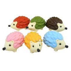Eraser - Cute hedgehog eraser