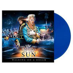 Empire of the Sun - Walking on a Dream blue vinyl LP