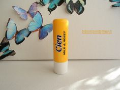 Hodnotenia kozmetiky: Cien - Milk & Honey - balzam na pery