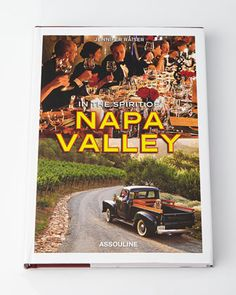 In+the+Spirit+of+Napa+Hardcover+Book+by+Assouline+Publishing+at+Horchow.