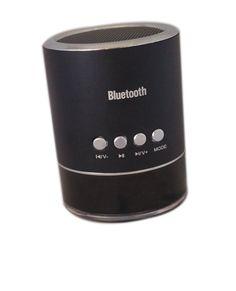 Metal Steel Wireless Bluetooth Speakers with Fm Radio: Amazon.in: Electronics