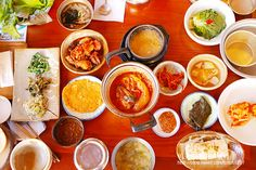 [Korea Travel/Kyung-ju] Simple korean food in Han-ok* in Do-Sol village, Kyungju By totos1207