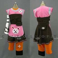 Tiny Tina Cosplay Information - CosplayFU.
