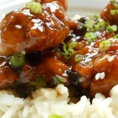 General Tsaos Chicken#Repin By:Pinterest++ for iPad#