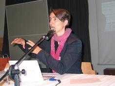 """Dr. Karin Windt - Plenumsvortrag """"Social Media in Verbänden und NGOs"""" - 12.9.2012 kfd Jahres-Tagung. (Fotos: kfd - Diözesanverband Münster)"""