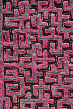 Ethnic Minority Embroidery Hmong Miao Vietnam Laos T 512 ,