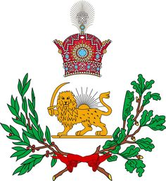 After Iranian Constitutional Revolution in 1906, Parliament designed a new flag and a new coat of arms. Lion and Sun motif is one of the better known emblems of Iran, and between 1576 and 1979 was an element in Iran's national flag too.