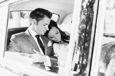 Portland wedding Rolls Royce