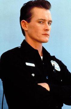 Robert Patrick in Terminator 2: Judgement Day.