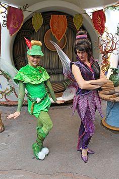 Vidia costume - all purple or purple and black