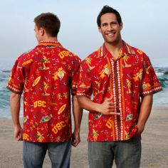 Original USC Aloha Shirt by Beachdude.  Best seller EVER at USC! Ryan Hankes & Kaiona Dutro.    #loveyourbeach #surf #California #Huntingtonbeach #hawaii #USC #Trojans #NCAA #skate #tiki #newportbeach #beachdude #beachdudeinc #serveupdafunk #picoftheday #waikiki #socal #photooftheday #uscfootball #love #romance #mothers #bmx #fashion #nfl #follow #hipsters #beach #pipeline #surfers #surfline #pacific #haleewa #northshore #vacation #Waialua #makaha #santacruz #santabarbara