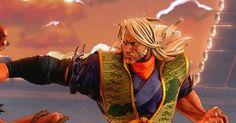 Así pelea Zeku el nuevo peleador de Street Fighter V - LEVELUP