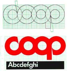 BN.COOP logo,1994.