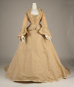 Wedding ensemble (1870)