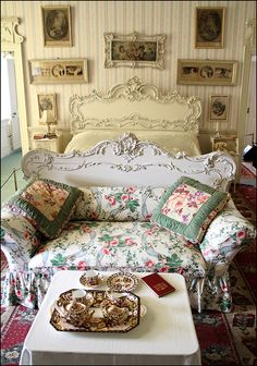 The Lady'sbedroom, Kingston Lacy