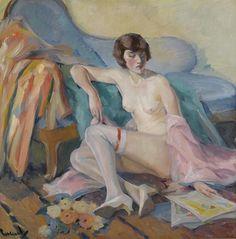 проститутки и художники