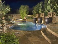 10 Pool Deck and Patio Designs : Outdoor Projects : HGTV Remodels