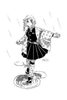 Demon Slayer, Slayer Anime, Gender Bender Anime, Nagisa And Karma, Gender Swap, Rule 63, Dnd Art, Demon Hunter, Anime Demon