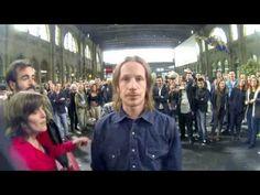 Excelente Campaña Creativa........ Concurso ganate un Samsung Galaxy S4 con la vista fija por una hora