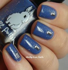 Shelby Lou Nails - Hump Day HARE - Hare Polish - Name Unavailable: Trademarked