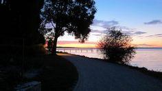 Sonnenaufgang in Konstanz