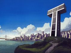 """Titans Tower is a fictional building in the DC Comics universe. Its various incarnations have been home to the superhero team called the Titans. Although the location and actual look of the tower has changed throughout the various series, there are a few defining characteristics, such as always being shaped to resemble the letter """"T""""."""