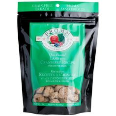 Fromm FourStar GrainFree Treats for Dogs Lamb with Cranberry (8 oz) >>> Find out more details by clicking the image : Dog food types
