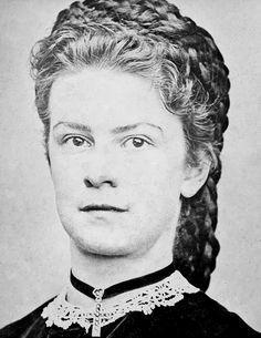 HIM Empress Elisabeth of Austria (1837-1898) née Her Royal Highness Duchess Elisabeth in Bavaria