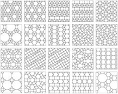 Geometría flexible con Polifieltros 3D