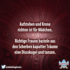 cool ... witzig ... knuddelig ... praktisch ... oder einfach nur inspirierend ... More Than Words, Some Words, Some Quotes, Quotes To Live By, Quotes That Describe Me, German Quotes, Funny Picture Quotes, Love Your Life, Laughing So Hard