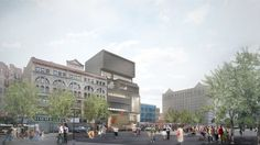 Studio Museum in Harlem Unveils Design for Expansion - The New York Times