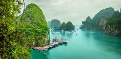 Rugged, craggy and jungle-clad Cat Ba, the largest island in Halong Bay, has experienced a tourism surge in recent years. The central hub of Cat Ba...
