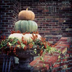 Pumpkin Topiary l Unique by Design