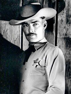 John Russell, actor (Lawman) 1921-91