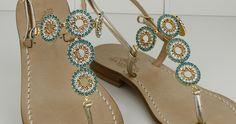 sandali capresi gioiello, scelta di stile....... deasandals.com
